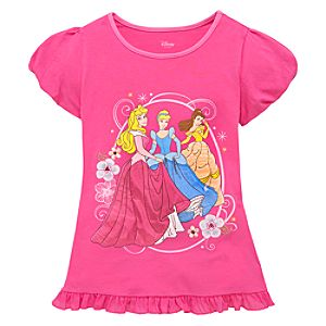 Disney Princess Bubble Tee