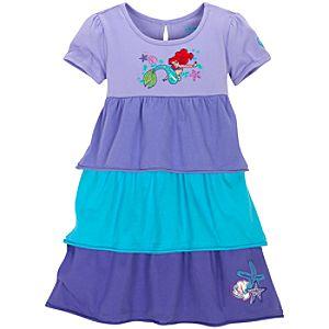 Tiered Ariel Dress