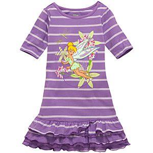 Sequin Tinker Bell Dress