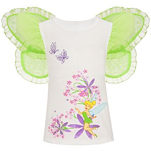 Winged Tinker Bell Tee