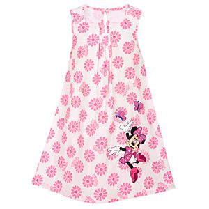 Woven Minnie Mouse Dress