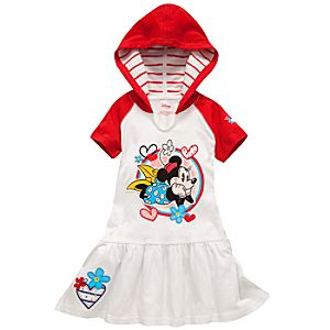 Sweetheart Hooded Minnie Mouse Dress