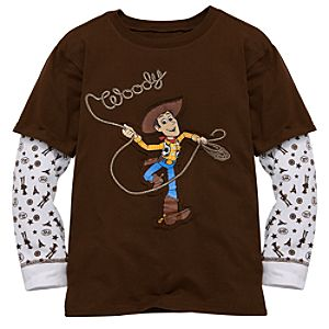 Double-Up Thermal Long Sleeve Woody Tee