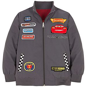 Reversible Cars Jacket