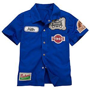 Mater Disney Cars Mechanic Shirt