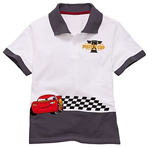 Piston Cup Disney Cars Polo Shirt