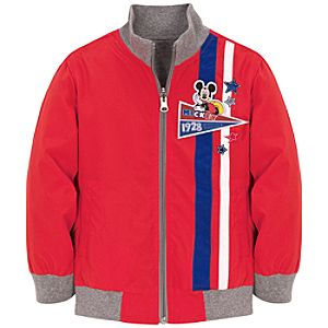 Reversible Mickey Mouse Jacket