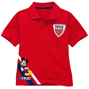 1928 Mickey Mouse Polo Shirt
