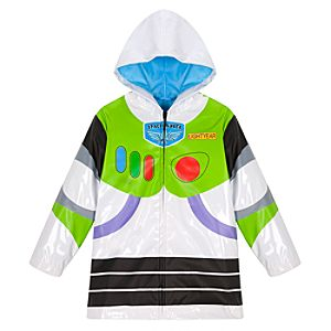 Buzz Lightyear Raincoat