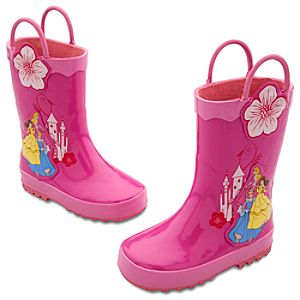 Disney Princess Rain Boots