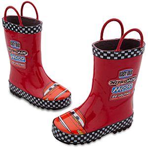 Disney Cars Rain Boots