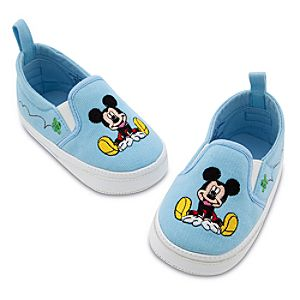 Slip-on Mickey Mouse Shoes