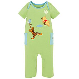 Winnie the Pooh Coverall for Infants