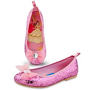 Ballet Flat Disney Princess Shoes