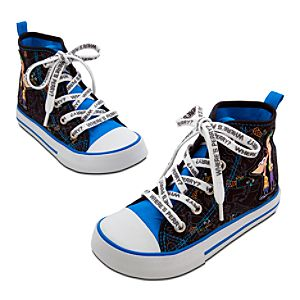 High Top Phineas and Ferb Sneakers
