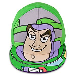 Personalized Buzz Lightyear Baseball Cap