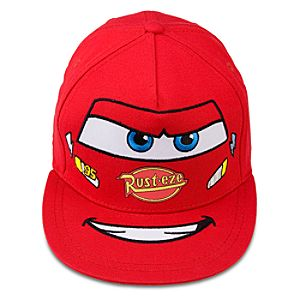 Lightning McQueen Baseball Cap