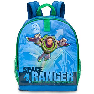 Personalized Buzz Lightyear Backpack