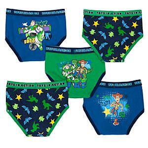 Toy Story Underwear Set -- 5-Pack