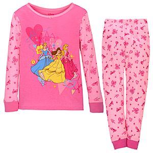 Disney Princess PJ Pal