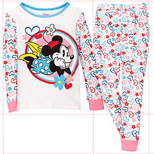Minnie Mouse PJ Pal