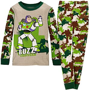 Camouflage Buzz Lightyear PJ Pal