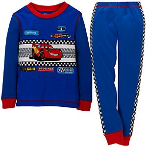 Lightning McQueen PJ Pal for Boys