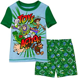 Short Toy Story 3 PJ Pal for Boys