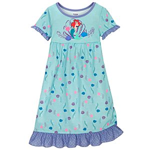Little Mermaid Ariel Nightgown