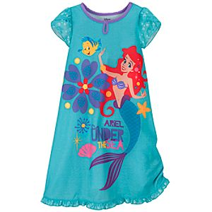 Under the Sea Ariel Nightshirt