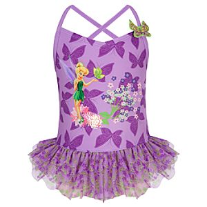 Butterfly Tinker Bell Swimsuit