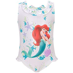 Double Bow Ariel Swimsuit