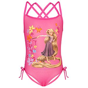 Tangled Rapunzel Swimsuit