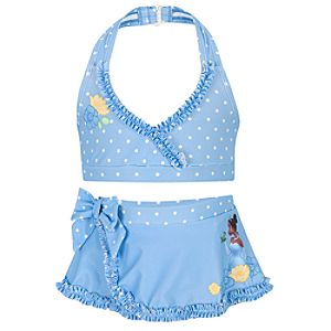 Polka Dot Tiana Swimsuit -- 2-Pc.
