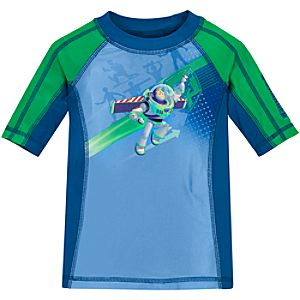 Disney Store   Buzz Lightyear Rash Guard customer reviews   product