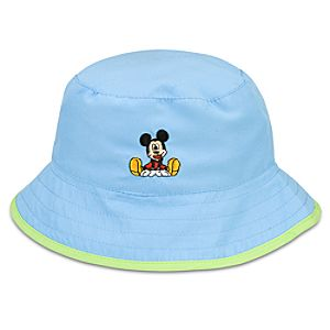Springtime Mickey Mouse Swim Hat