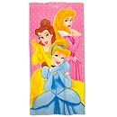 Personalized Disney Princess Beach Towel