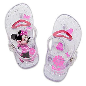 Jelly Minnie Mouse Shoes