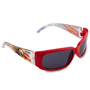Tow Mater and Lightning McQueen Sunglasses
