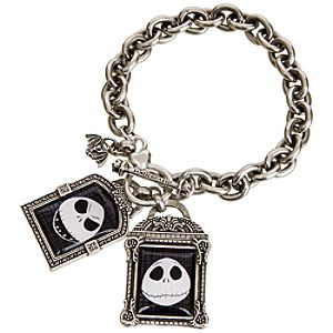 Jack Skellington Bracelet by Classic Hardware