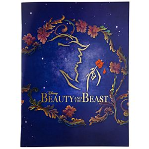 Beauty and the Beast: The Broadway Musical Program