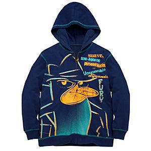Hoodie Agent P Phineas and Ferb Jacket