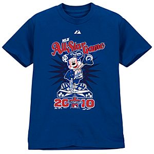 All-Star Game Los Angeles Dodgers Mickey Mouse Tee for Kids