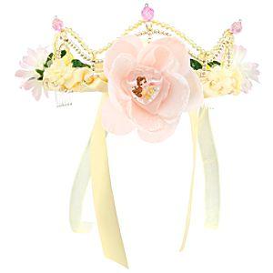 Heart-shaped Jewel Belle Tiara