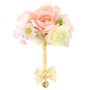 Heart-shaped Jewel Belle Bouquet
