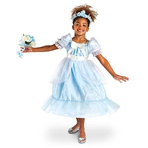 Heart-shaped Jewel Cinderella Costume