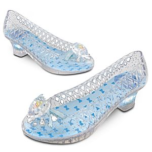 Light-Up Cinderella Shoes