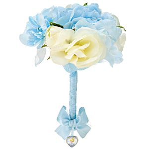 Heart-shaped Jewel Cinderella Bouquet