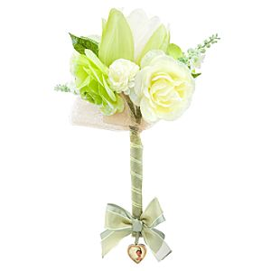Heart-shaped Jewel Tiana Bouquet