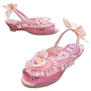 Sleeping Beauty Shoes